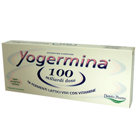 Yogermina 100 Neo Integratore Alimentare 7 Flaconcini