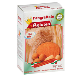 Image of Agluten Pangrattato Senza Glutine 250g 904068552