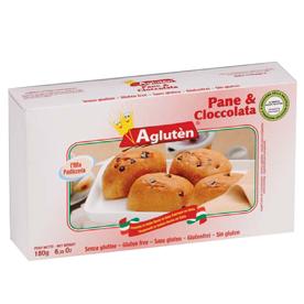 Image of Agluten Pane & Cioccolata Senza Glutine 180g 904068588