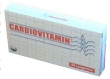 Image of Cardiovitamin Diet 24cpr 906802018