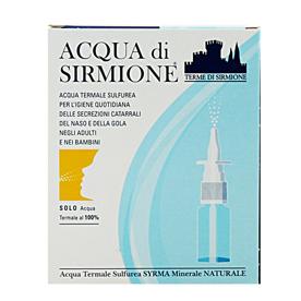 Image of Acqua Sirmione Minerale Naturale 6f da 15ml 909089031