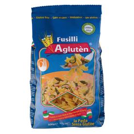 Image of Agluten Fusilli Pasta Senza Glutine 500g 911049649