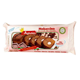 Image of Agluten Mokaccino Dolce Senza Glutine 330g 912541024