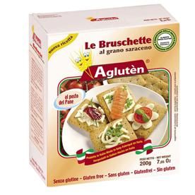Image of Agluten Le Bruschette Senza Glutine 200g 920376074
