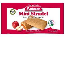 Agluten Mini Strudel Alle Mele Senza Glutine 40g