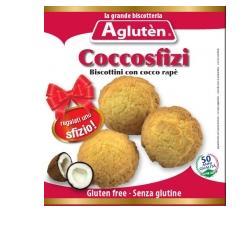 Image of Agluten Biscotti Coccosfizi Senza Glutine 100g 923290314