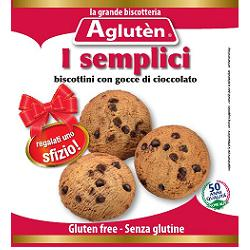 Image of Agluten I Semplici Biscotti Senza Glutine 100g 923290338