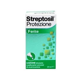 Image of Streptosil Protezione Ferite Lozione 20ml 923584357