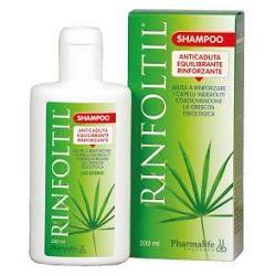 Rinfoltil Shampoo Anticaduta Equilibria Rinforzante 200ml