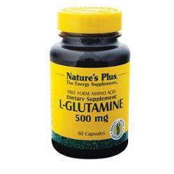L Glutammina 500 Mg 60 Capsule