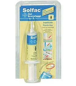 Solfac Scaraf Gel Tubo 20g