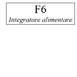 Image of F6 Estratto Idroalcolico 50ml 907385470