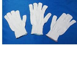 Guanto Cotone Bianco 9