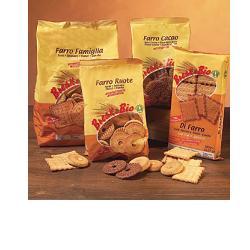Break&Bio Biscotti Di Farro Ruote Biologici 350g