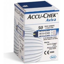 Image of Accu-chek Aviva 50str 932707577