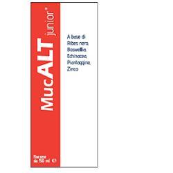 Image of Mucalt Junior Sciroppo 150g 933515177