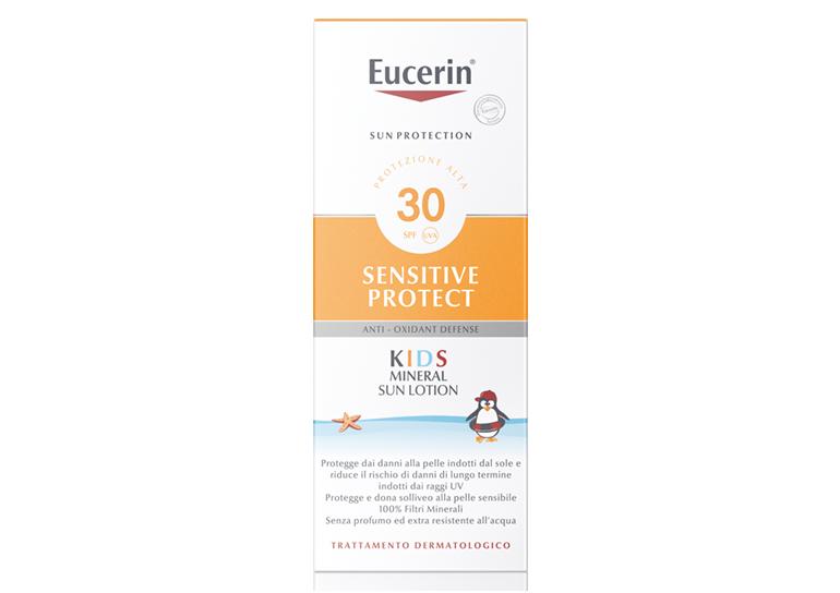 Sensitive Protect Kids Spf30 Mineral Sun Lotion Eucerin® 150ml