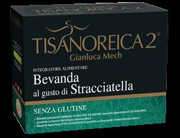 Gianluca Mech La Dieta Tisanoreica 2 Bevanda Al Gusto Di Stracciatella Senza Glutine 4x28g