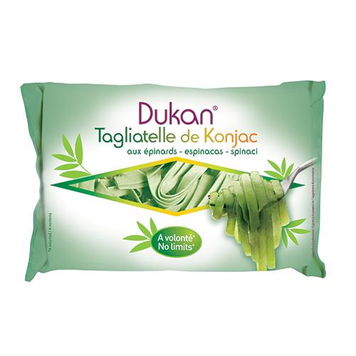 Image of Dukan Tagliatelle Di Konjac Agli Spinaci 200g 924549393