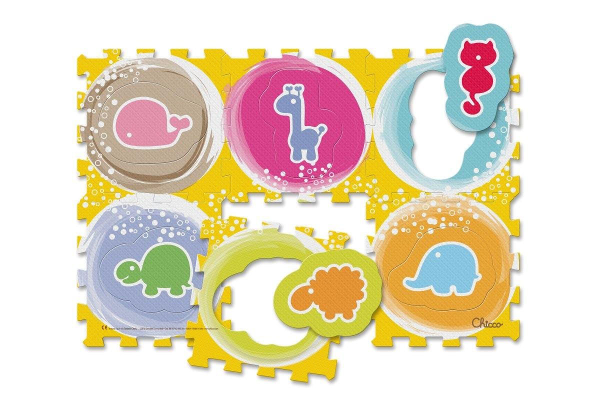 Tappeto Puzzle Animali CHICCO 1 4 Anni
