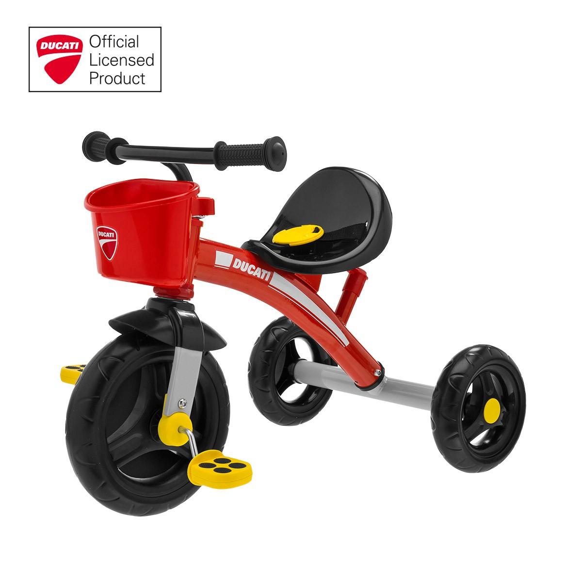 Image of Triciclo U-go Rosso Ducati CHICCO 18M+