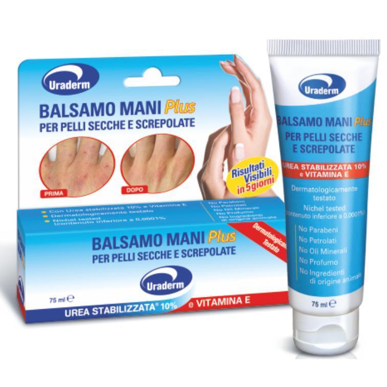 Balsamo Mani Plus Uraderm 75ml