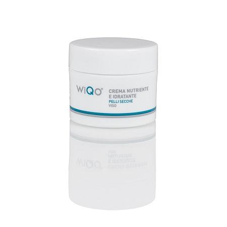 wiQo Crema Nutriente E Idratante Viso 50ml