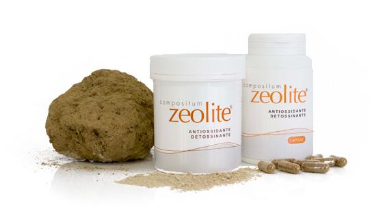 Image of Zeolite Compositum In Polvere Integratore Alimentare 150g 931434916