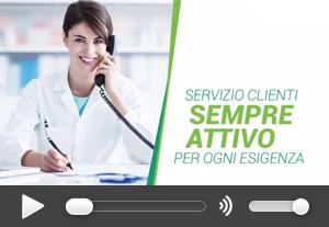 Servizio clienti Farmacia Loreto Gallo